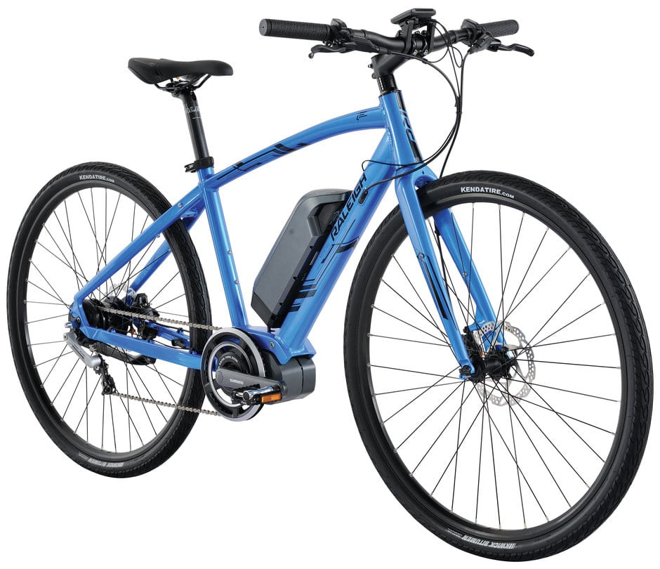 Vélo électrique Raleigh Misceo IE : «0-32km/h en quelques coups de pédale»