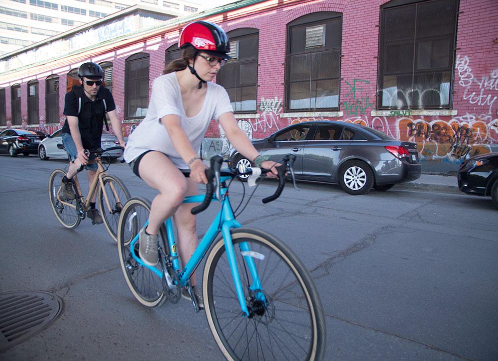 Pourquoi travailler chez Dumoulin Bicyclettes ?