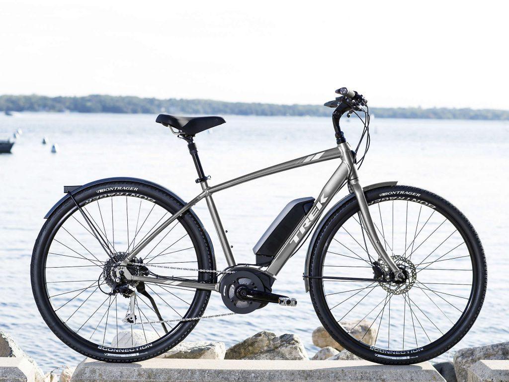 À propos du vélo électrique Trek Verve plus 2