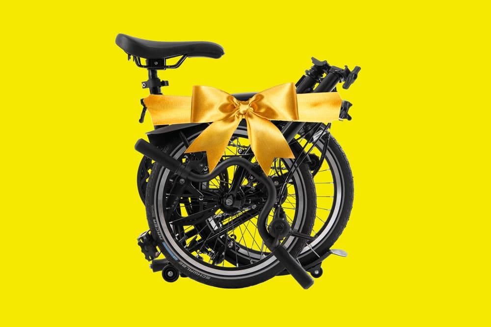 Idées cadeaux « Brompton »