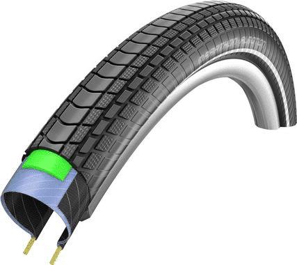 Schwalbe Marathon Almotion : un pneu haut-de-gamme pour vos usages