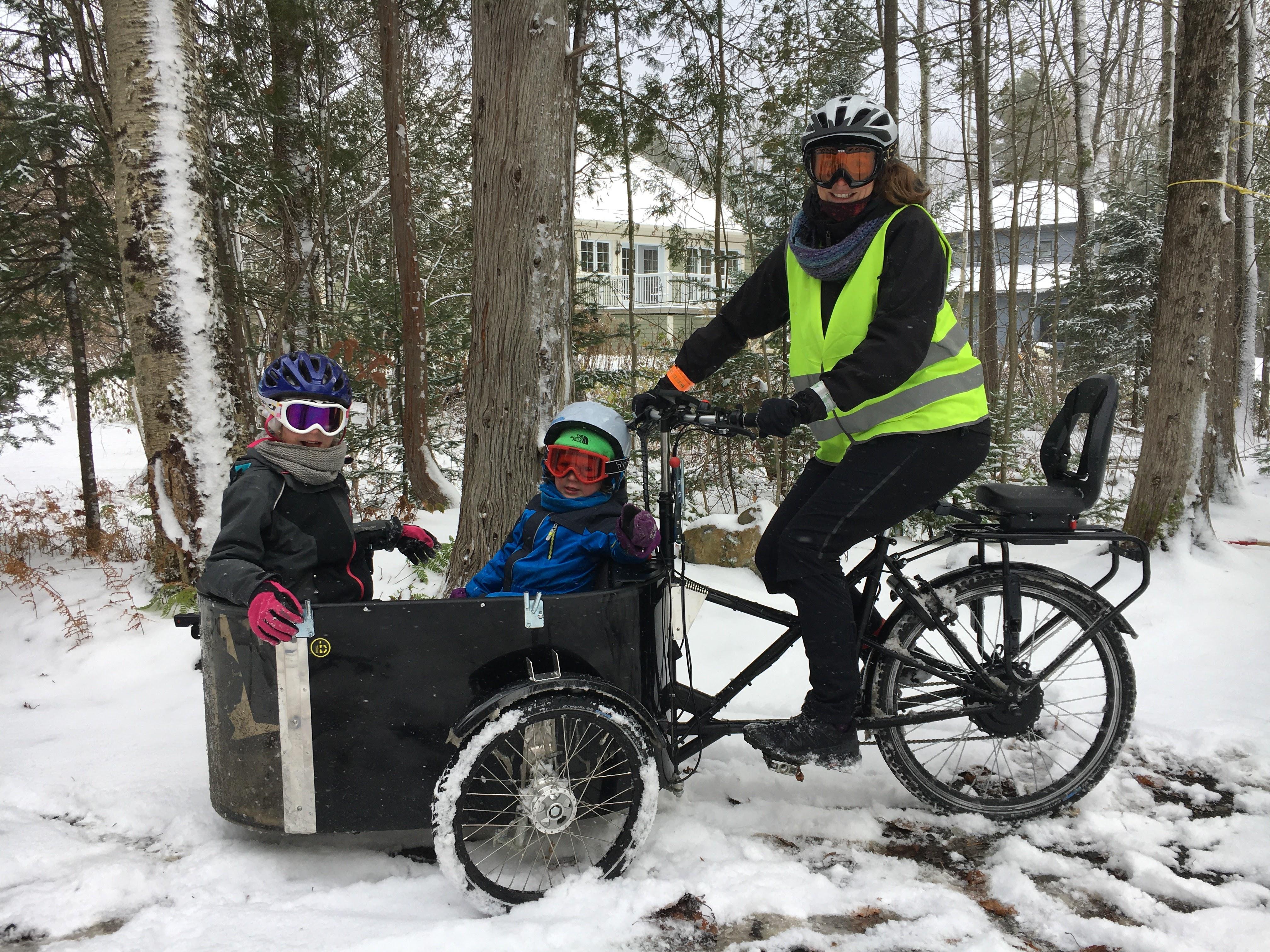 Nihola 4.0 Cargo Bike