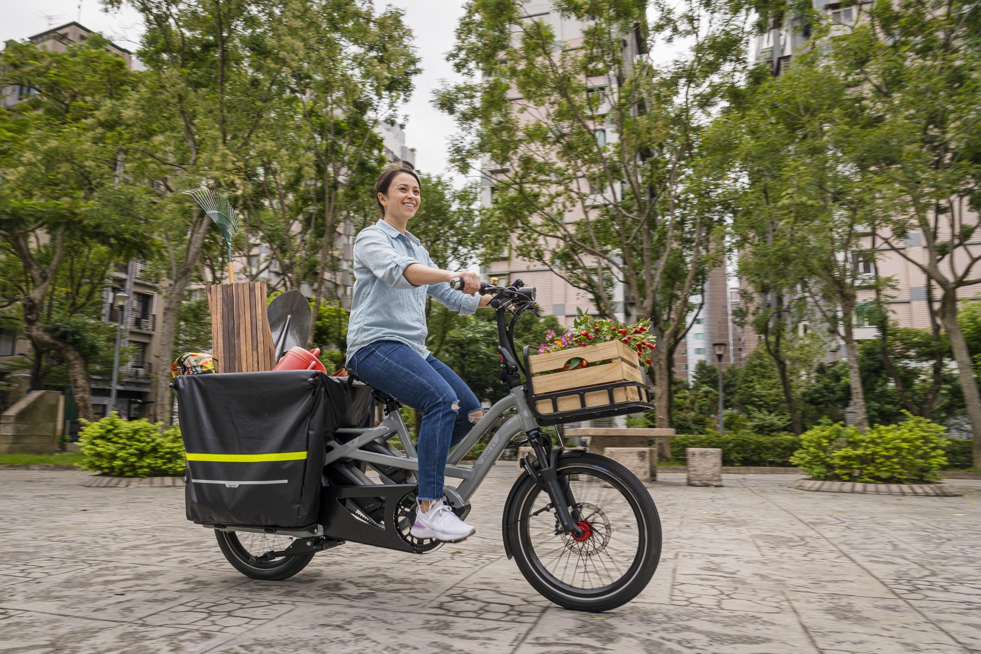 Tern GSD, pourquoi choisir ce vélo cargo ?