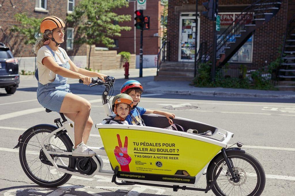Votre projet cargo : roulez un vélo parrainé par une entreprise !